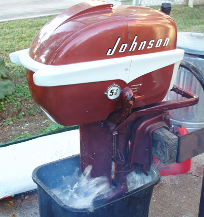 Johnson 5.5hp