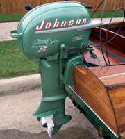 Johnson hp 25